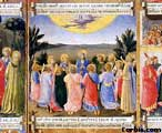 The Ascension, by Fra Angelico