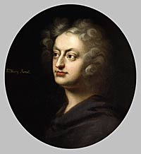 Henry Purcell, by John Closterman