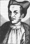 Woodcut of Thomas a Kempis